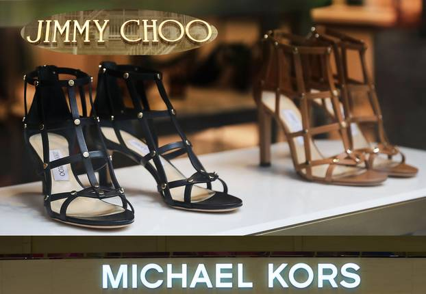 Jimmy Choo Schuhe und Michael Kors