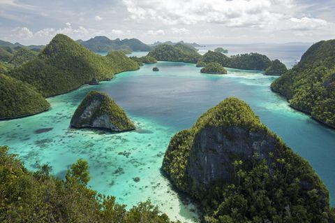 Raja Ampat - Geheimtipps in Asien