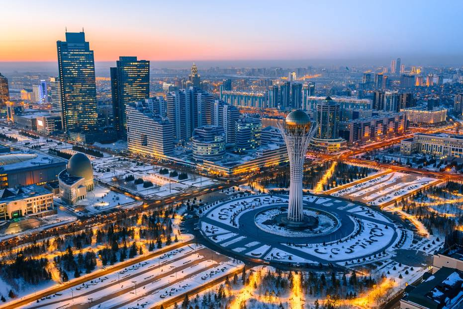 Astana - Geheimtipps in Asien
