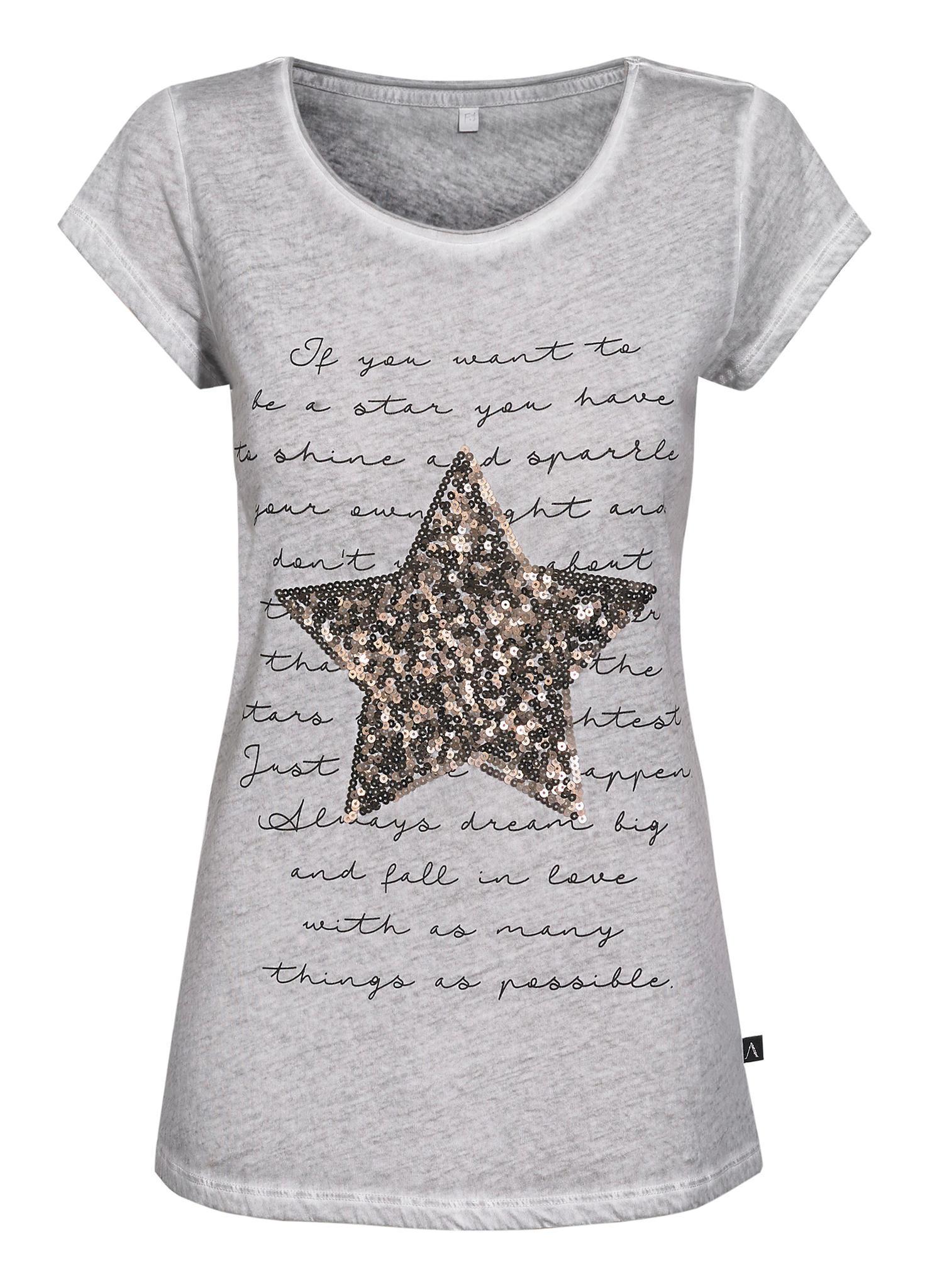 T-Shirt von Anastacia für Aldi Süd