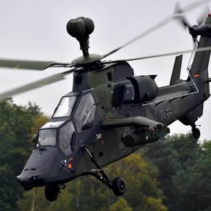 News: Bundeswehr-Hubschrauber in Mali abgestürzt
