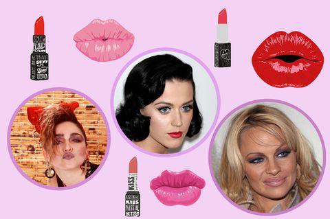 Stars und ihre Make-ups