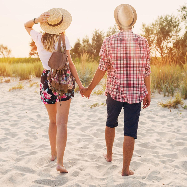 Freundschaft händchen halten nur Händchen halten: