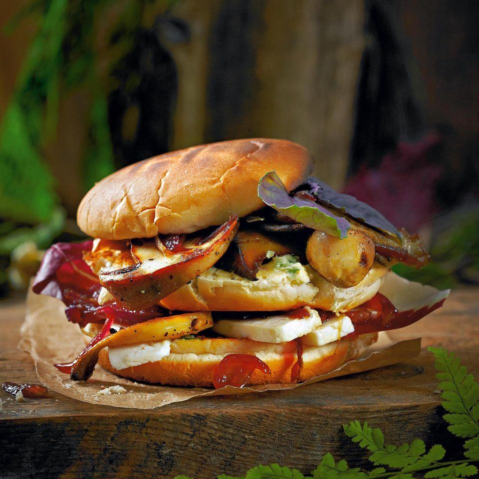 Burger-Rezept: Ideen, die jedem schmecken