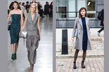 Streetslooks mit Pantone Farbtrend Herbst 2017 Neutral Gray