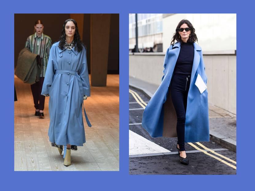 Streetslooks mit Pantone Farbtrend Herbst 2017 Marina
