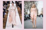 Streetslooks mit Pantone Farbtrend Herbst 2017 Primrose Pink