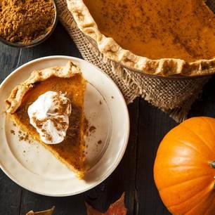 Pumpkin Pie: Das Original aus den USA selber machen