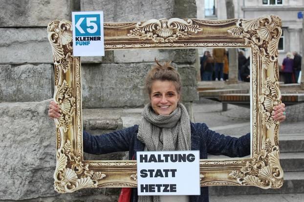 Paulina Fröhlich von Kleiner Fünf