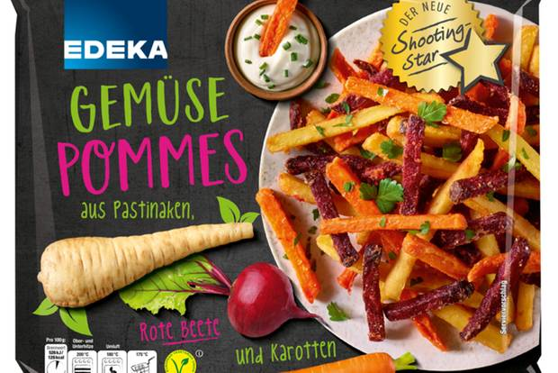 Gemüse-Pommes von Edeka im Praxistest: Lecker oder lappig?