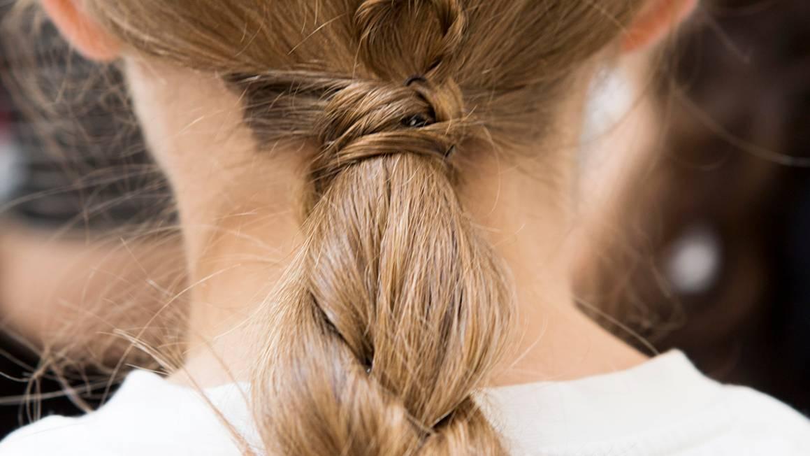 Frisuren für kinder kommunion
