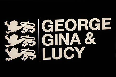 Logo der Taschenfirma George, Gina & Lucy