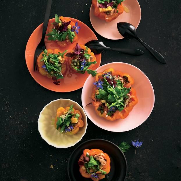 Kochen Für Gäste Vorspeisen Rezepte Das Beste Zuerst Brigittede