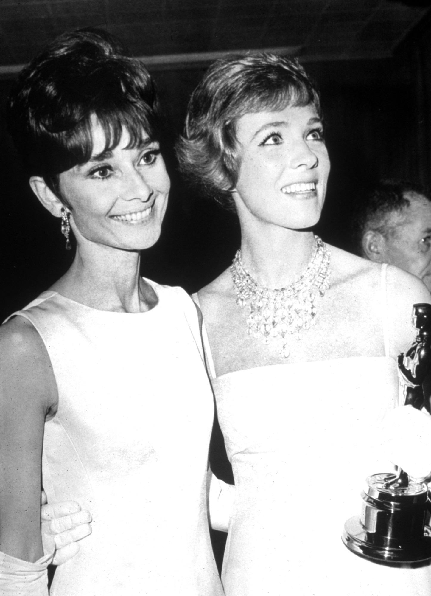 """Julie Andrews spielte """"Mary Poppins"""""""