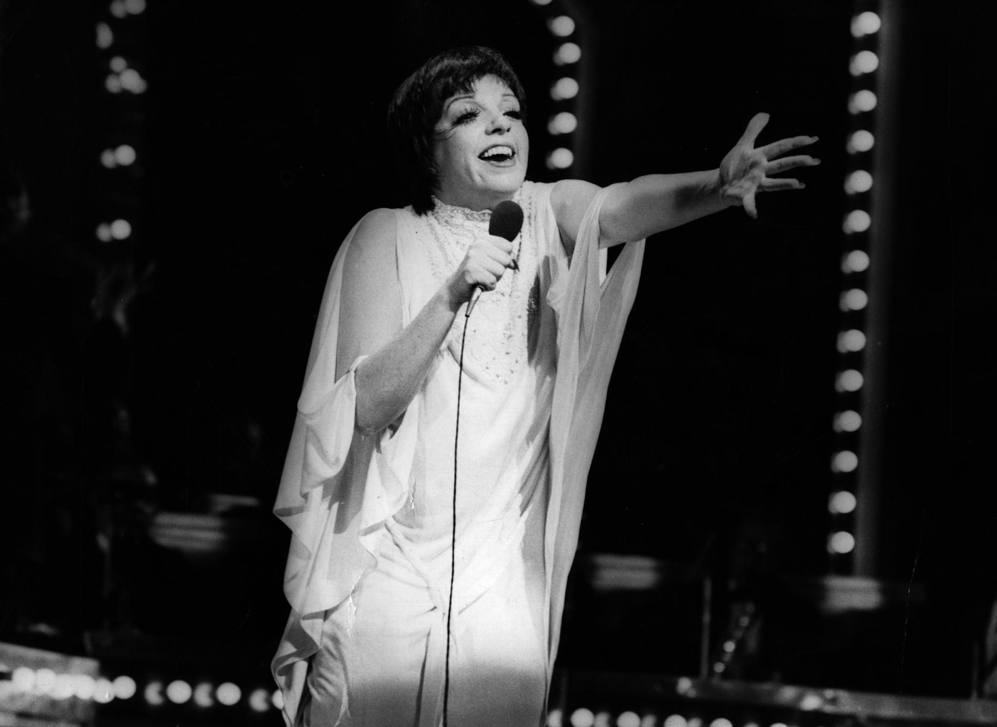 Liza Minelli war ein Hollywood-It-Girl