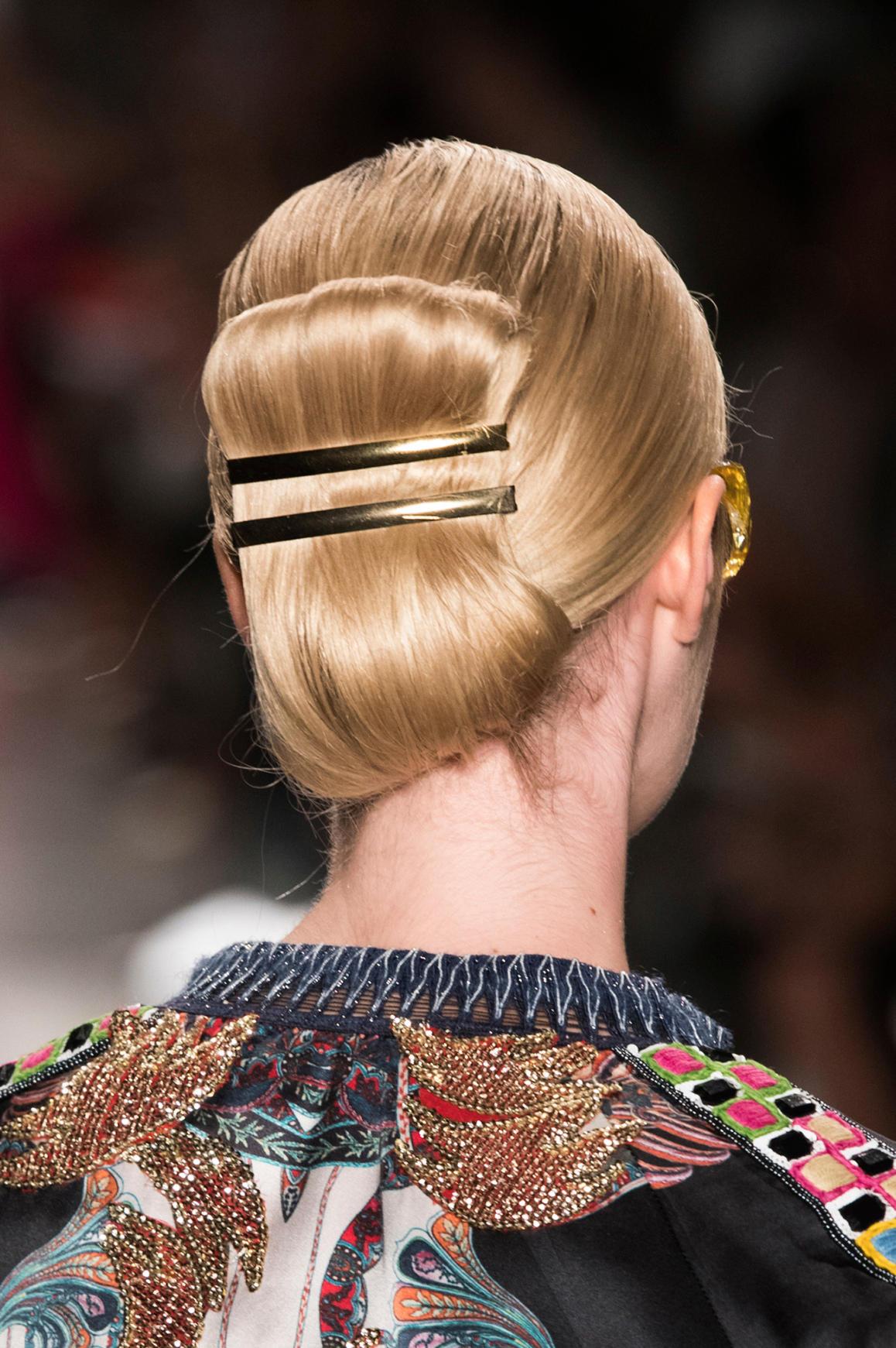 Haarspangen-Trends