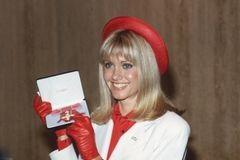 Olivia Newton-John war ein Hollywood-It-Girl