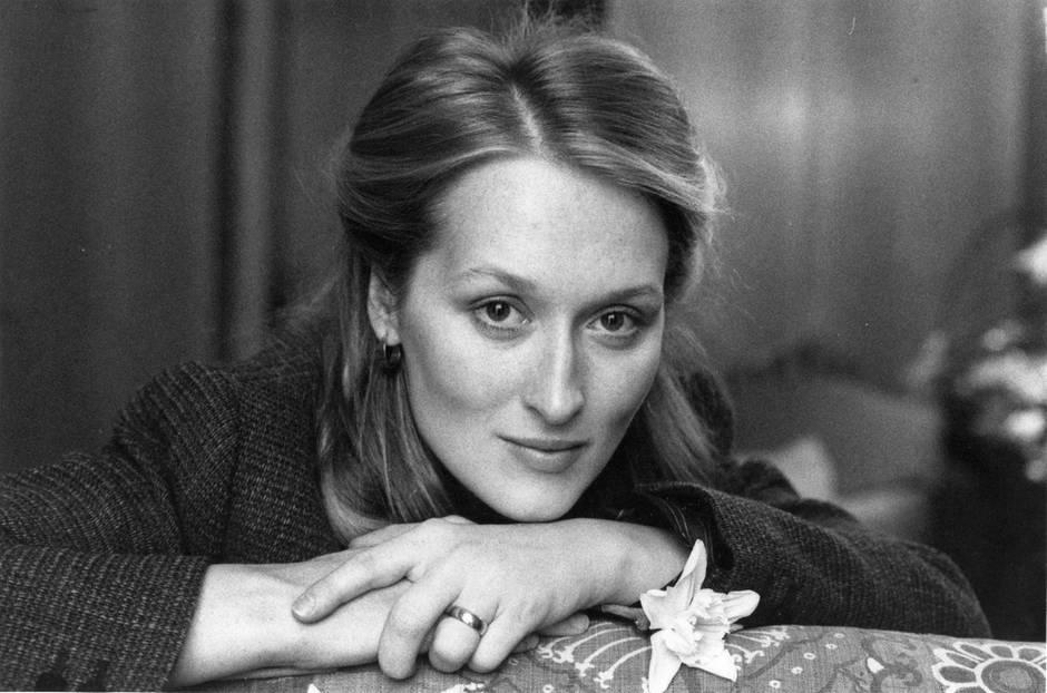 Meryl Streep war ein Hollywood-It-Girl