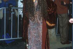 Lisa Bonet ist ein Hollywood-It-Girl