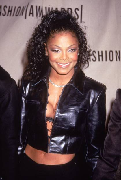 Janet Jackson ist ein Hollywood-It-Girl