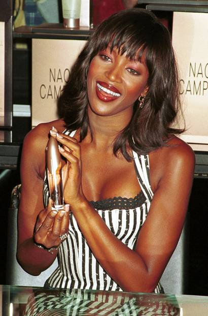 Naomi Campbell ist ein Hollywood-It-Girl