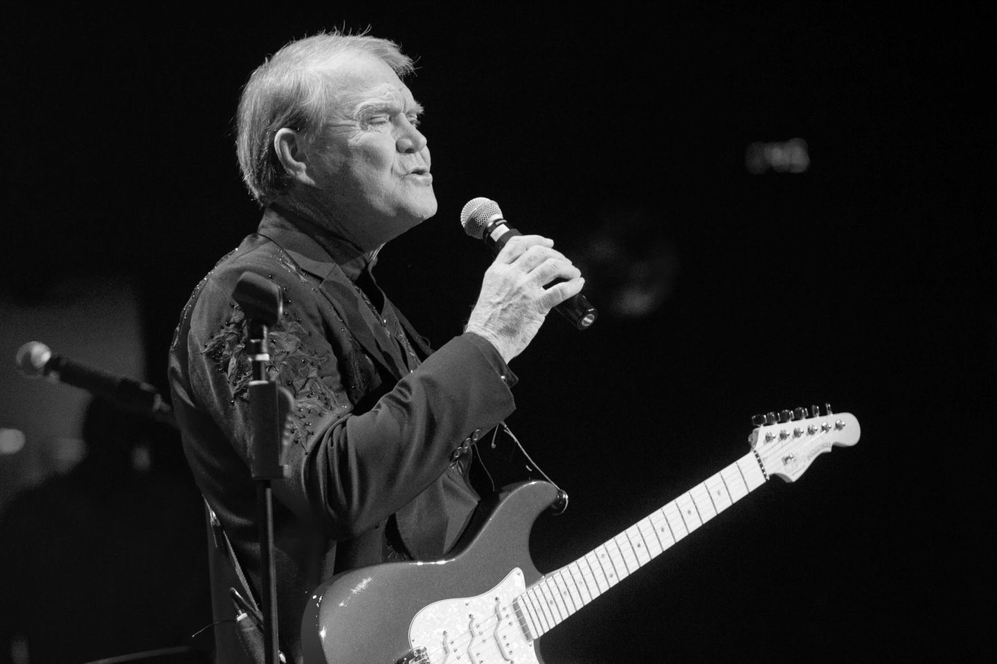 Country-Legende Glen Campbell ist tot (†81)