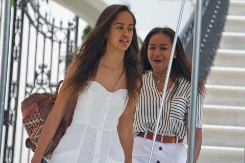 Alkohol und wilde Küsse: Obama-Töchter außer Rand und Band 😳