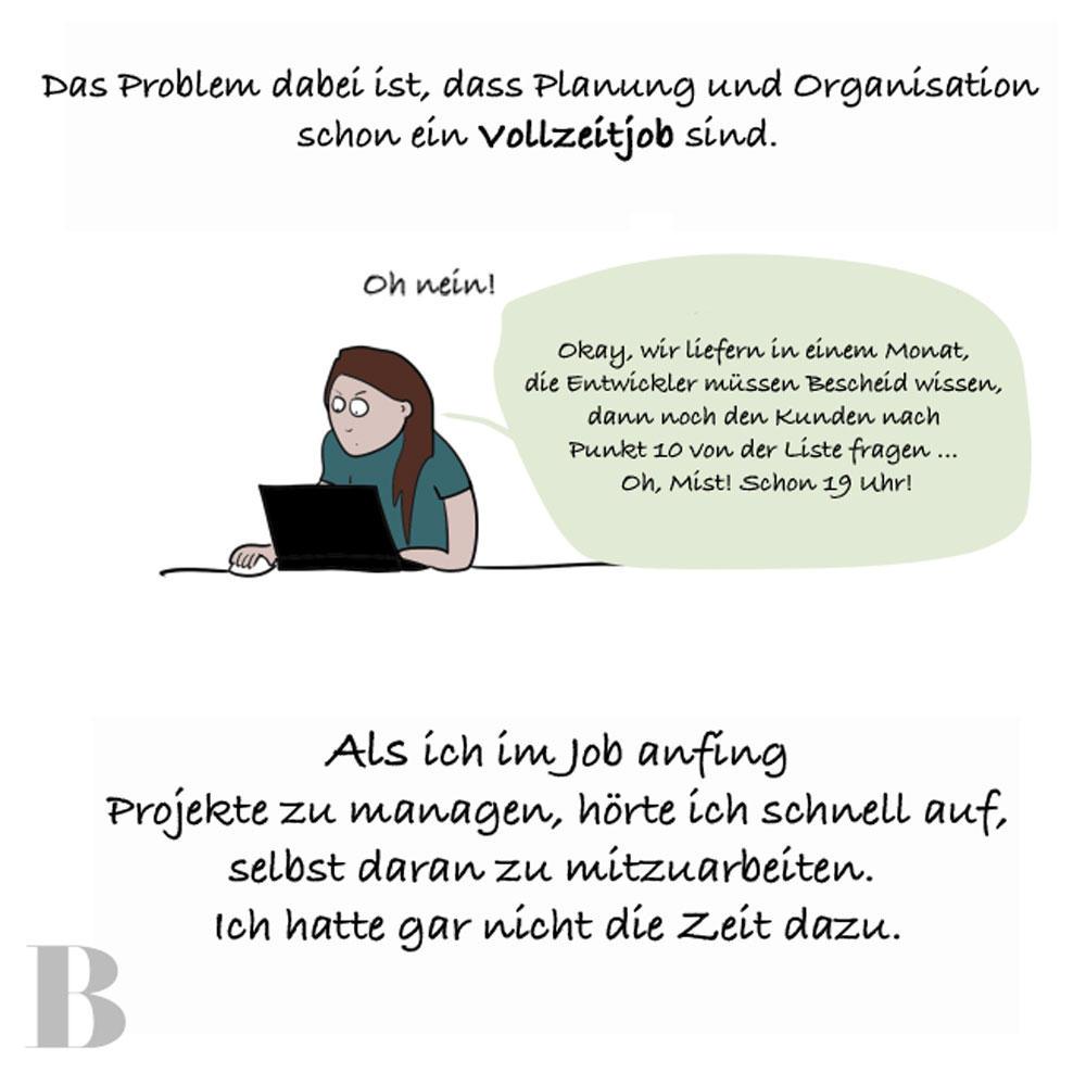 Warum arbeiten Männer nicht im Haushalt? Dieser Comic erklärt es!