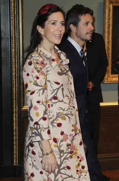 Prinzessin Mary zu Dänemark schwanger 2010