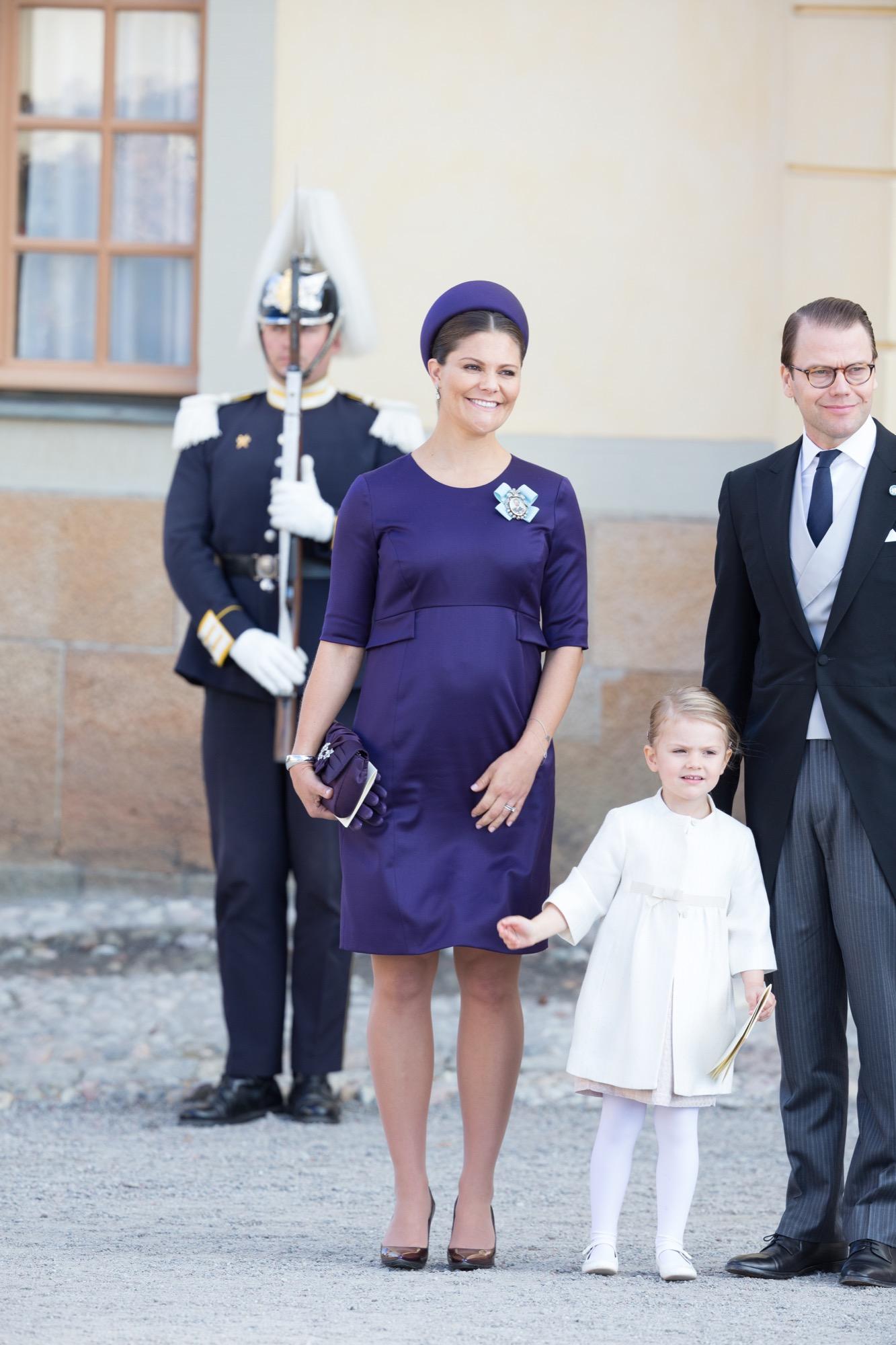 Kronprinzessin Victoria von Schweden 2015