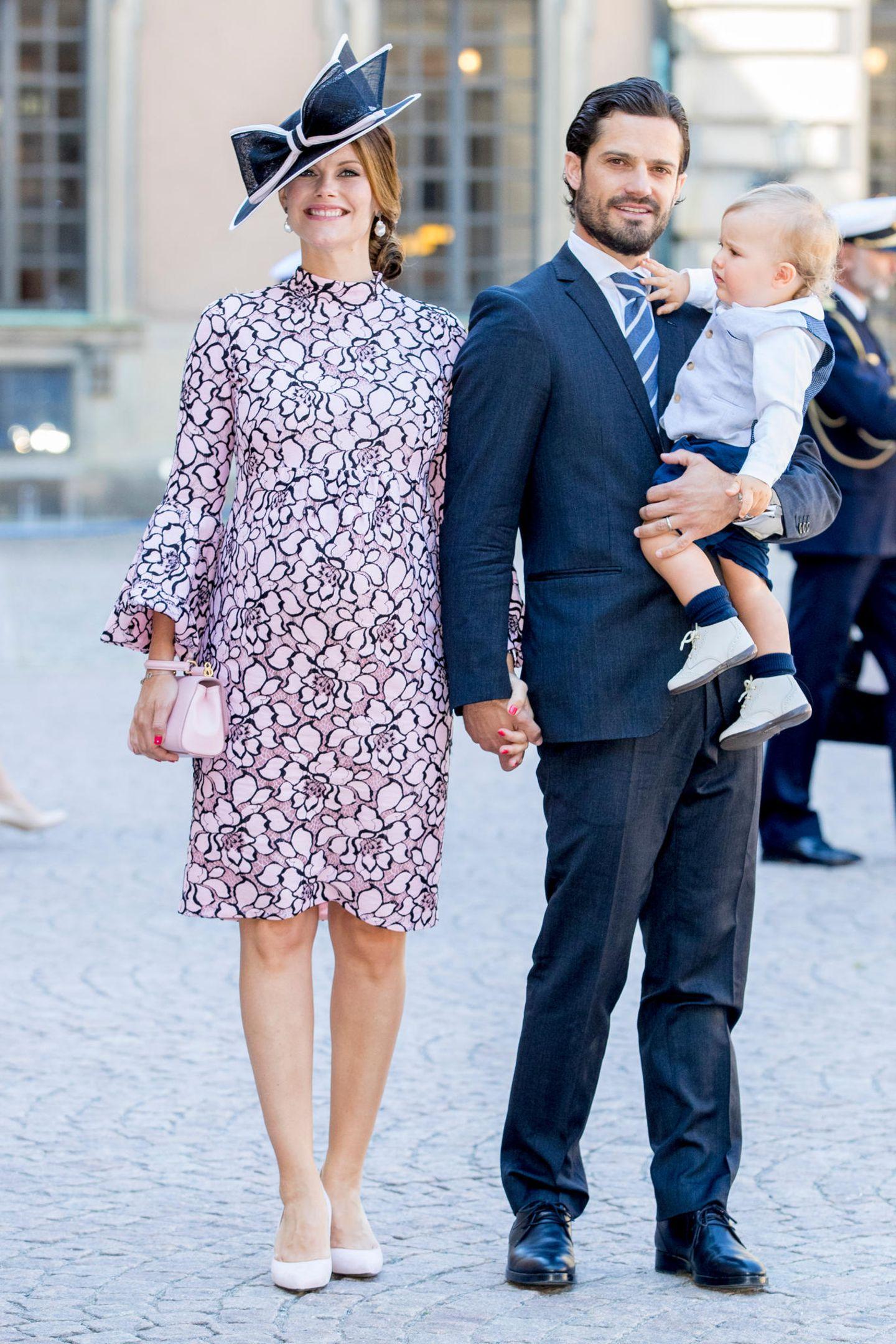 Prinzessin Sofia ist zum zweiten Mal schwanger