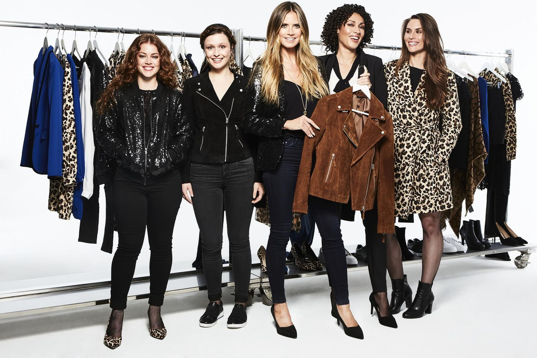 Lidl: Heidi Klum präsentiert ihre Kollektion