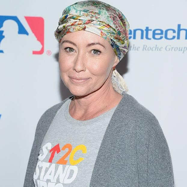 Shannen Doherty Neue Frisur Nach Der Chemo Brigitte De