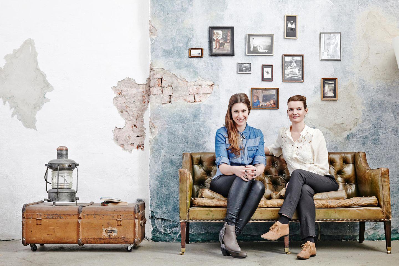 Vergiss Mein Nie: Madita von Hülsen und Anemone Zeim
