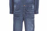 Lidl-Kollektion von Heidi Klum: Jeansoverall