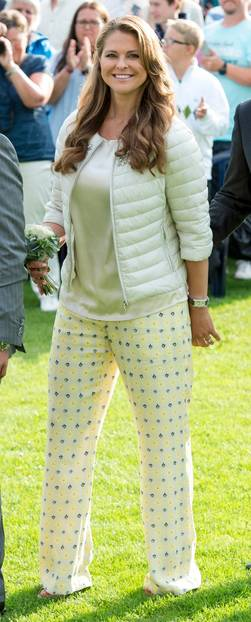 Prinzessin Madeleine schwanger