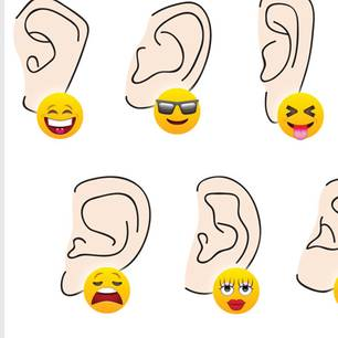 Ohren, Persönlichkeit