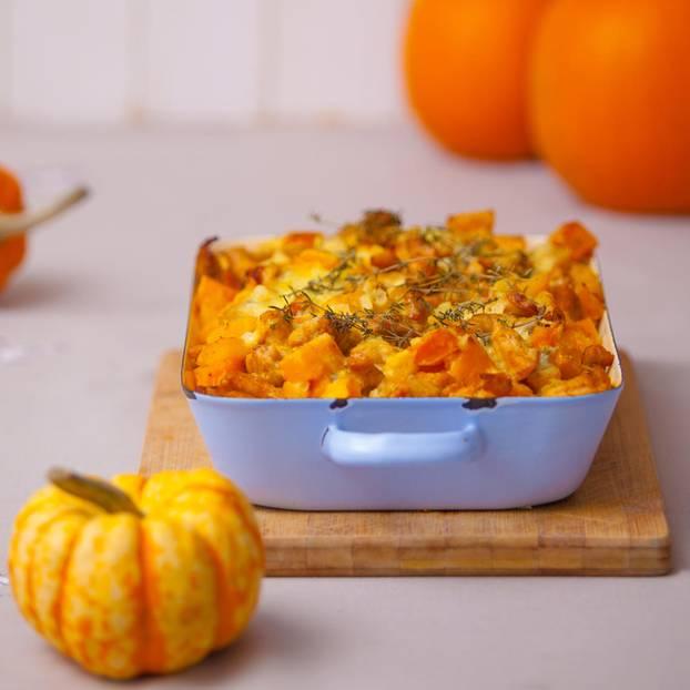 Kürbisauflauf: Die besten Rezepte für den Herbst