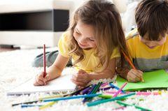 Diese 30 Malereien zeigen, dass dein Kind intelligent ist...