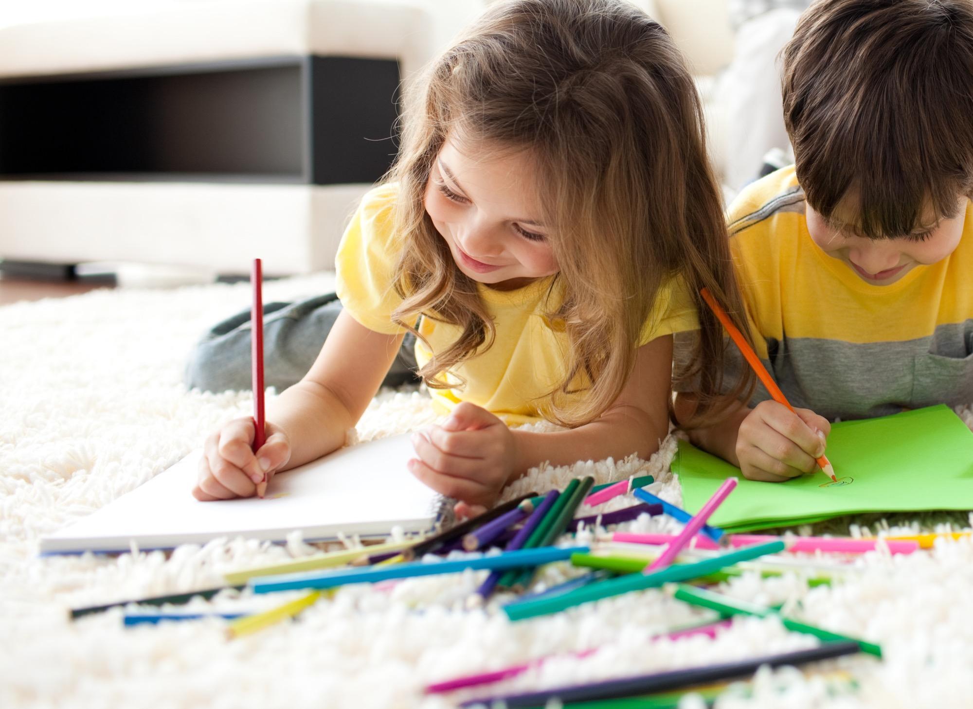Wenn Kinder diese Dinge malen, sind sie besonders begabt   BRIGITTE.de