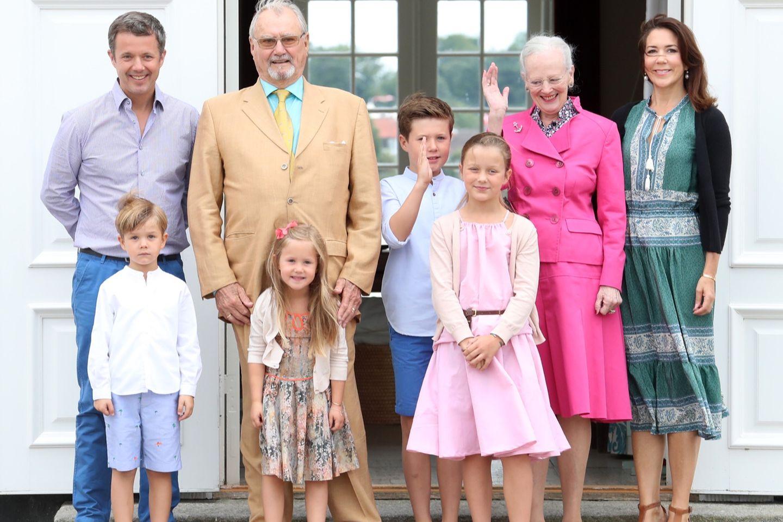 """Familien-Drama im dänischen Königshaus: """"Ich will nicht neben ihr beerdigt werden!"""""""