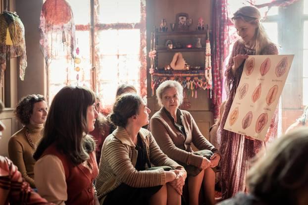 """Regisseurin Petra Volpe: """"Man wird als Frau auf jeder Ebene geshamed"""""""