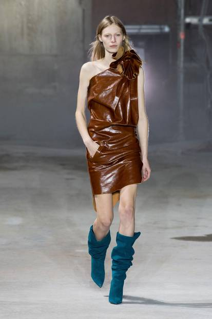 Schuhtrends Herbst 2017: Slouch Boots