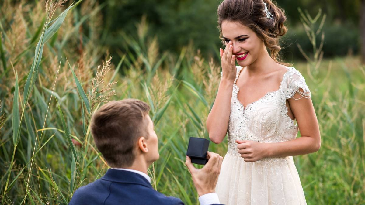 Heiratsantrag frau an mann geschenk