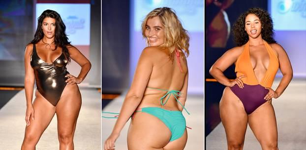 Sports Illustrated lässt Plus-Size-Models über den Laufsteg laufen