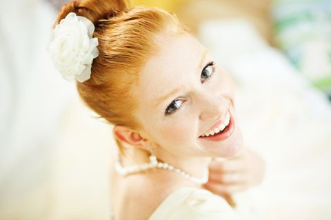 Braut-Make-up: So schminkt ihr euch für die Hochzeitc