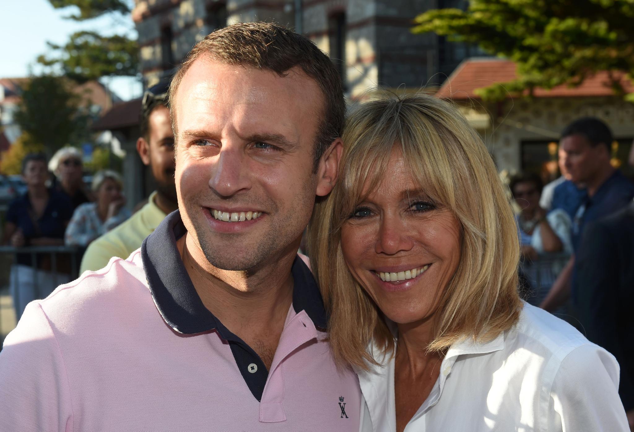 Brigitte Macron Das Style Geheimnis Der Starke First Lady