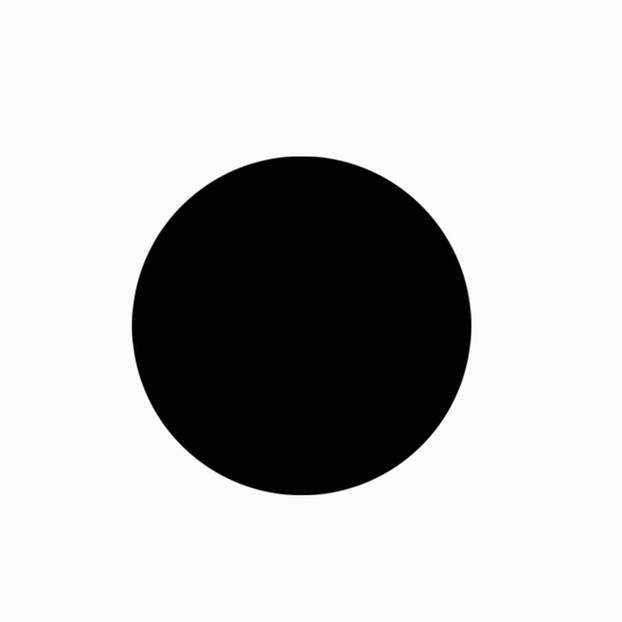 Der schwarze Punkt - diese Geschichte kann dein Leben verändern