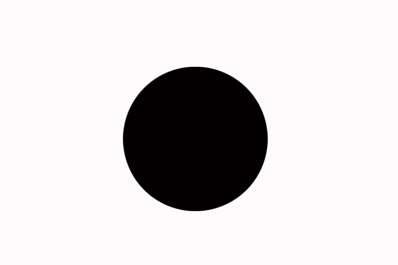 Dem auf schwarze penis punkte Braun/Schwarze kleine