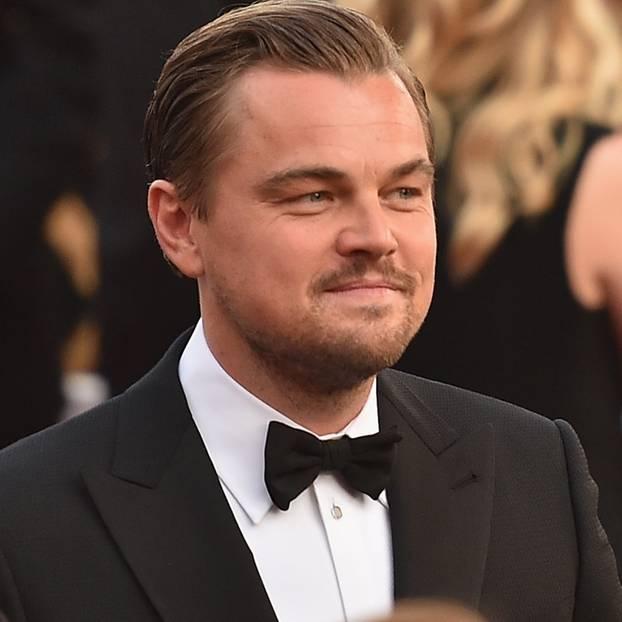 Leonardo DiCaprio angeblich frisch verliebt